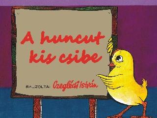 A huncut kis csibe diafilm