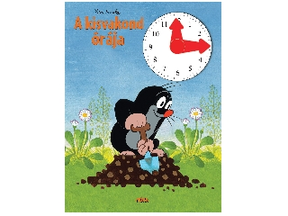 A kisvakond órája könyv