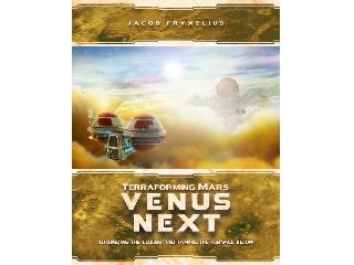 A Mars Terraformálása: Következõ állomás: Vénusz kiegészítõ