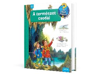 A természet csodái - ismeretterjesztő könyv