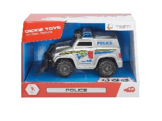 Action Series - mini rendőrautó 15 cm