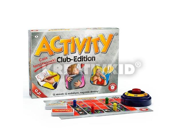 Activity felnőtt társasjáték (Club-Edition)