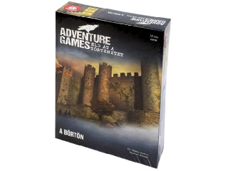 Adventure Game.: A börtön