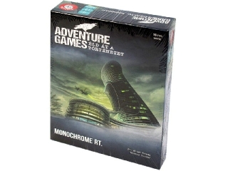 Adventure Game .: Monochrome Rt.