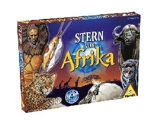 Afrika Csillaga - társasjáték