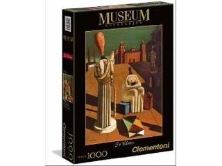 Giorgio De Chirico: Aggódó múzsák 1000 db-os puzzle