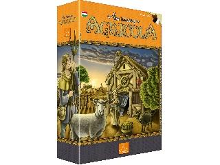 Agricola gazdálkodó társasjáték