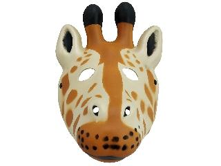 Álarc - zsiráf