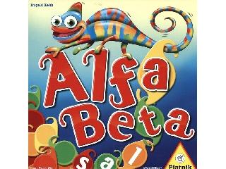Alfa Beta - társasjáték