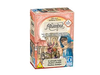 Alhambra III kieg. - A tolvajok órája