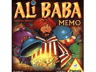 Ali Baba memória társasjáték