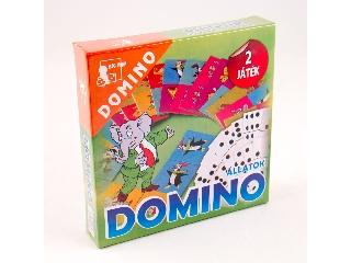 Állatok dominójáték