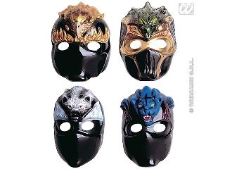 Állatos Ninja maszk
