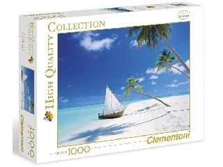 Álomnyaralás: Maldív-szigetek 1000 db-os puzzle