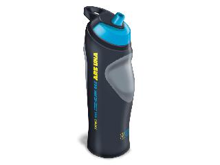Általános kulacs-700 ml - szürke-kék-sárga