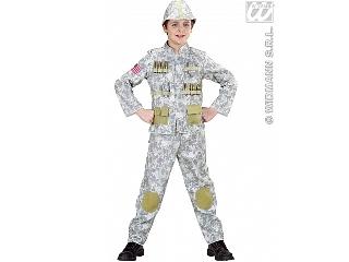 Amerikai katona jelmez 128-as méret