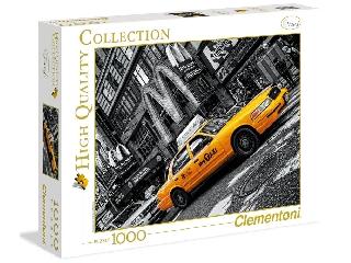 A new yorki sárga taxi 1000 db-os puzzle