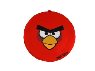 Angry Birds frizbi, piros
