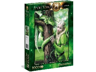 Anne Stokes Collection-Kindred Spirits 1000 darabos puzzle