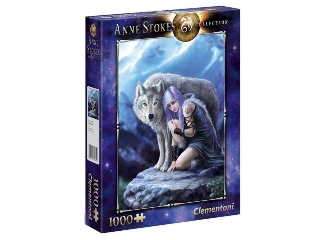 Anne Stokes Collection-Protector 1000 darabos puzzle