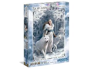 Anne Stokes Collection-Tél őrzői 1000 darabos puzzle