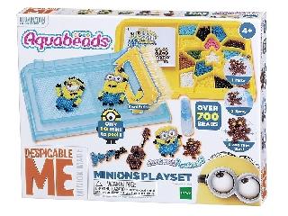 Aqua Beads Minionok szett