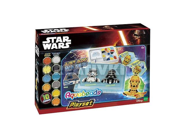 Aqua Beads szett - Star Wars Darth Vader, Rohamosztagos