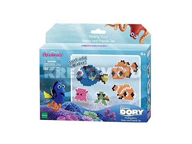 Aqua Beads szett - Szenilla, Némó és barátai