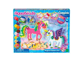 Aqua Beads - Varázslatos unikornis szett
