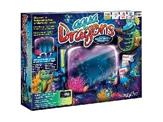 Aqua Dragons víz alatti világ LED világítással