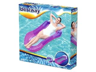 Aqua Lounge fejtámlás hálós matrac lányos 160cmx84cm