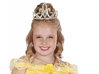 Arany színű tiara
