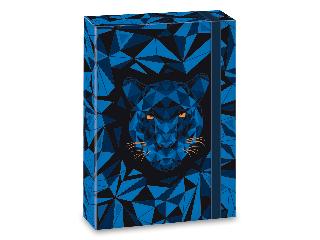Ars Una Black Panther A/5 füzetbox