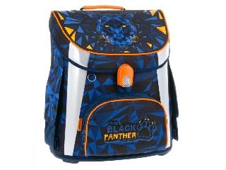 Ars Una Black Panther mágneszáras iskolatáska
