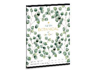 Ars Una Botanic Leaf A/5 leckefüzet