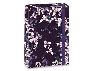 Ars Una Botanic Orchid A/4 füzetbox