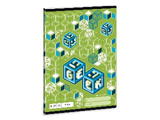 Ars Una Geek A/5 sima füzet 2032