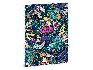 Jungle anatómiai iskolatáska szett - csomagajánlat