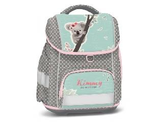 Kimmy ergonomikus mágneszáras iskolatáska + ajándék Activity Family társasjáték