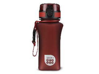 Ars Una kulacs-350 ml - matt - piros