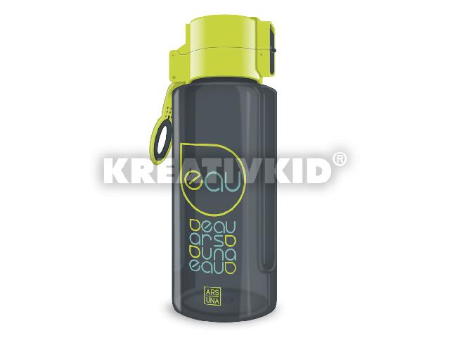 Ars Una kulacs - 650 ml - sárga-szürke
