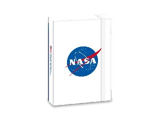 Ars Una: Nasa füzetbox - A4, fehér