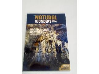 Ars Una Natural Wonders Baradla Cave Aggtelek A/4 extra kapcsos kockás füzet