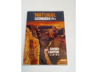 Ars Una Natural Wonders Grand Canyon A/4 extra kapcsos kockás füzet