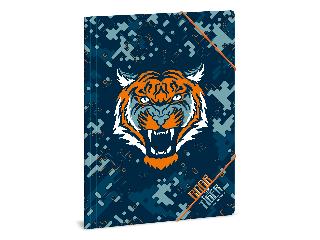 Ars Una Roar of the Tiger A/4 gumis dosszié
