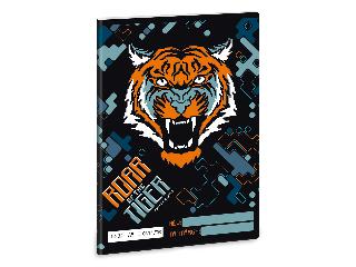 Ars Una Roar of the Tiger A/5 3. oszt. füzet 1232