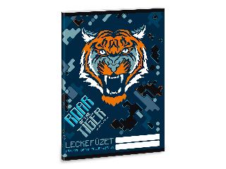 Ars Una Roar of the Tiger A/5 leckefüzet