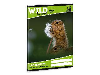 Ars Una Wildlife Moments A/5 leckefüzet