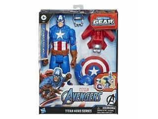 Avengers Titan hős Amerika Kapitany figura
