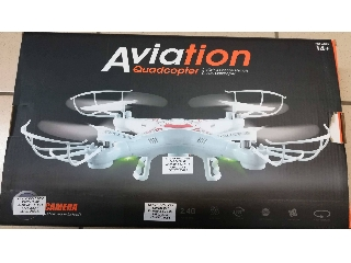 Aviation Quadrocopter drón, 29 cm